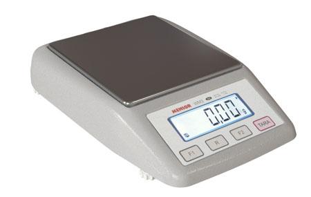 Waga laboratoryjna z automatyczną kalibracją od 150g do 5kg.